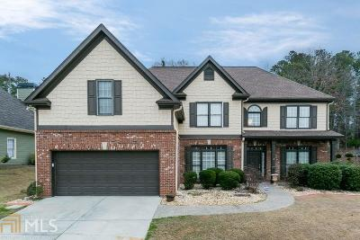 Buford Single Family Home New: 4023 Bogan Bridge Ct