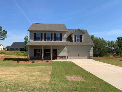 Griffin Single Family Home New: 111 Quarry Cir #40