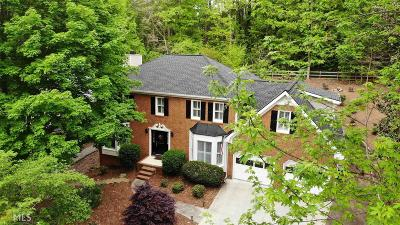Roswell Single Family Home New: 3417 Johnson Ferry Rd