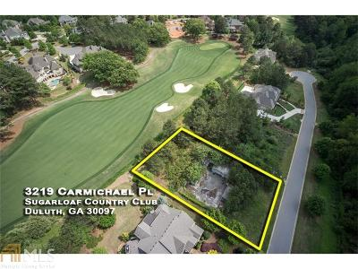 Duluth Residential Lots & Land For Sale: 3219 Carmichael Pl