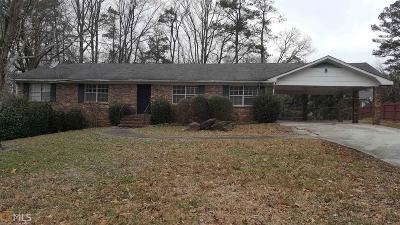 Marietta Single Family Home New: 2151 Allgood Rd