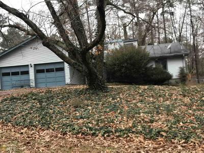 Rockdale County Single Family Home Under Contract: 2690 Westminister Ln