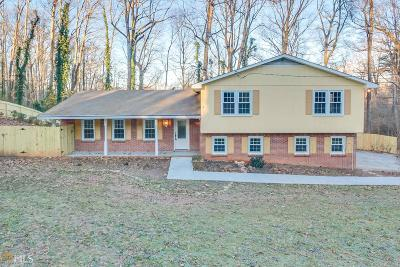 Smyrna Single Family Home Under Contract: 3788 Dora Dr