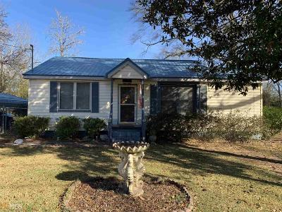 Griffin Single Family Home Under Contract: 1303 Herndon St