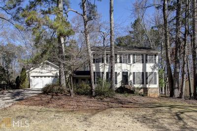 Marietta Single Family Home New: 4215 Vienna Way