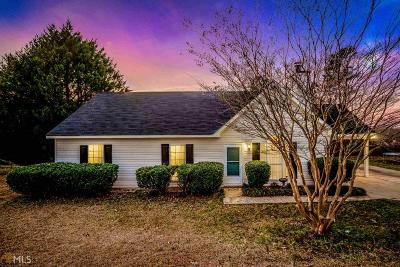 Senoia Single Family Home New: 90 Ridge Dr