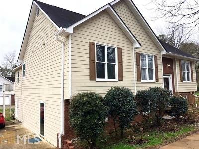 Pickens County Single Family Home New: 120 East Sellers St