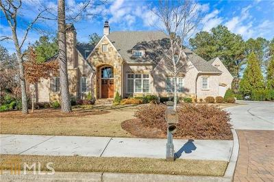 Suwanee Single Family Home New: 859 Big Horn Holw