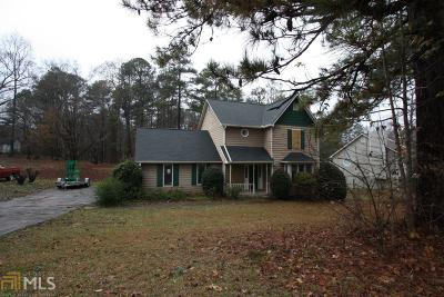 Douglasville Single Family Home Under Contract: 1415 Bent Wind Pl