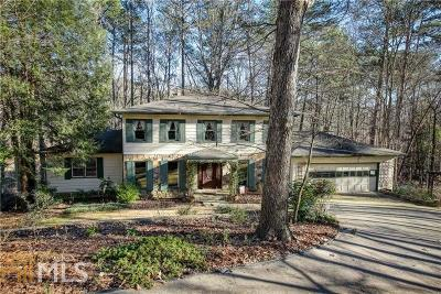 Alpharetta Single Family Home Under Contract: 785 Rio Grande Dr