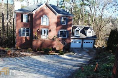 Acworth Single Family Home Under Contract: 375 John Tate Rd