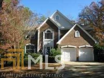 Alpharetta Single Family Home New: 805 Sable Pt