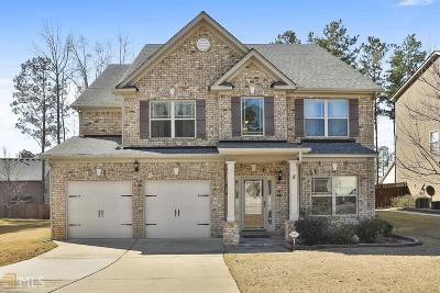 Newnan Single Family Home New: 79 Canyon Vw Dr