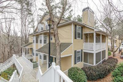 Marietta Condo/Townhouse New: 3960 Riverlook Pkwy #203