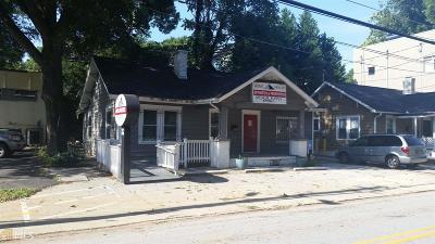 Atlanta Commercial For Sale: 577 Ralph McGill Blvd