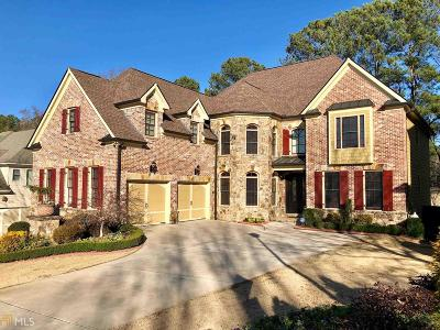 Buford Single Family Home Under Contract: 4721 Moon Chase Dr
