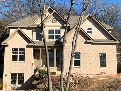 Suwanee Single Family Home New: 4415 Dartmoor Ln