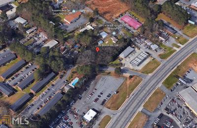 Marietta Commercial Under Contract: 10 Booth Rd