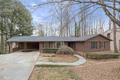 Marietta Single Family Home New: 31 Shadowlawn Rd