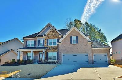 Dacula Single Family Home New: 2970 Hampton Grove Trce