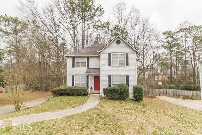 Lithonia Single Family Home New: 4890 Ardsley Drive