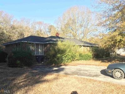 Conyers GA Single Family Home New: $124,900