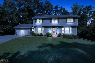 Marietta Single Family Home New: 323 Woodstone Dr
