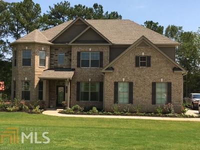McDonough Single Family Home New: 528 Saferon Walk