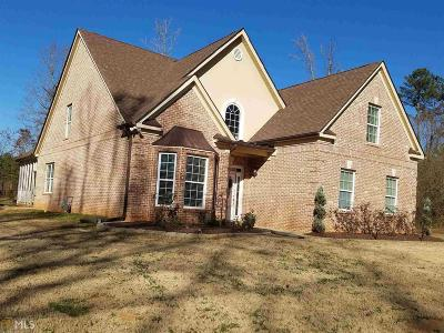 Clayton County Single Family Home New: 11417 Panhandle Rd