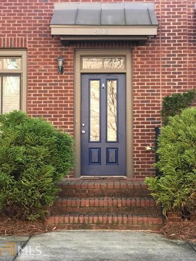 Covington Condo/Townhouse For Sale: 4153 Raphael St