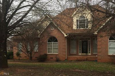 Henry County Single Family Home New: 114 Ashley Dr