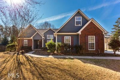 Hoschton Single Family Home New: 1510 Smoke Hill Dr