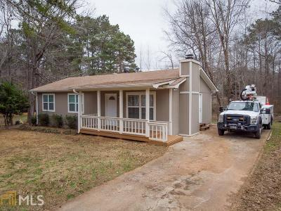 Rockdale County Single Family Home New: 3962 Leisure Ct