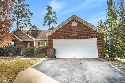Loganville Single Family Home New: 805 Stonecrest Ct