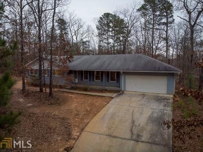 Rockdale County Single Family Home New: 3805 Union Springs Rd
