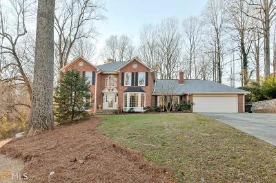 Roswell Single Family Home New: 11930 Mountain Laurel Dr