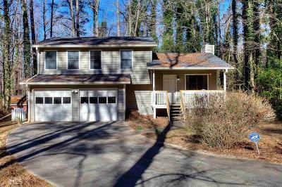 Snellville Single Family Home New: 3347 Oak Dr
