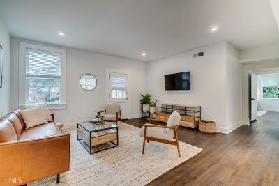 Condo/Townhouse New: 120 Peachtree Memorial Dr #120-2