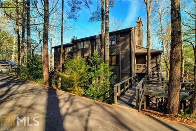 Pickens County Condo/Townhouse For Sale: 116 Sconti Ridge #417A