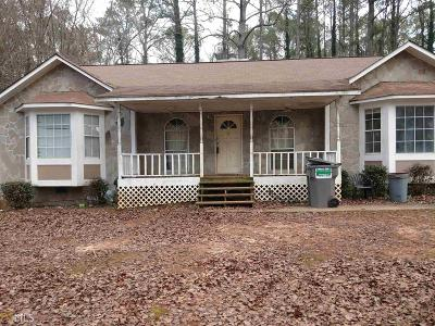 Douglasville Single Family Home New: 3235 Plymouth Rock Dr