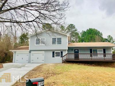 Lithonia Single Family Home New: 6950 Carleen Ct