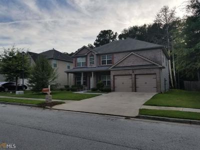 Lithonia Single Family Home New: 2173 Poplar Falls Ave