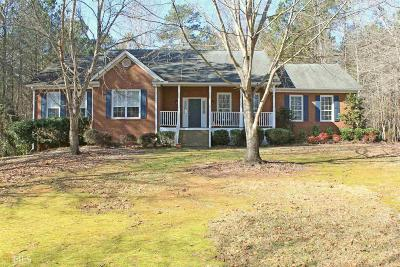 Oxford Single Family Home Under Contract: 285 Tabor Forest Dr