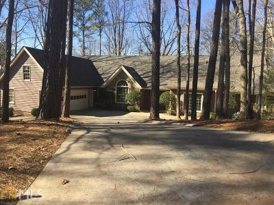 Sandy Springs Single Family Home Under Contract: 9565 Marsh Cove Ct