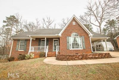 Stephens County Single Family Home New: 176 Fairgrounds Rd
