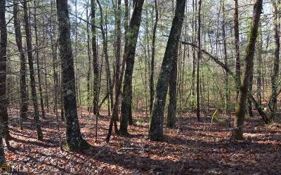Blairsville Residential Lots & Land New: Carroll Rd