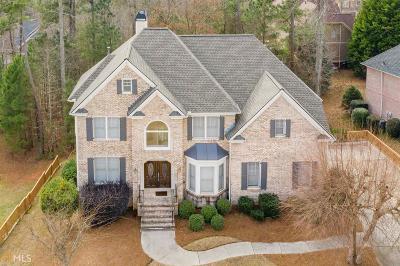 Douglasville Single Family Home For Sale: 9904 Hamilton Dr