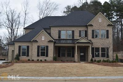 Suwanee Single Family Home New: 890 Wescott Ave