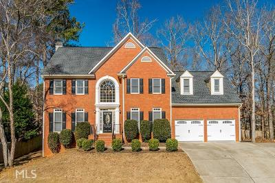 Johns Creek Single Family Home Under Contract: 260 Amberton Ct