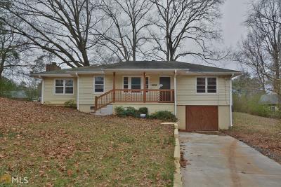 MABLETON Single Family Home New: 5540 Zanola Dr